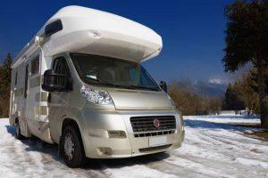 womowinterfest Ratgeber: Caravan und Wohnmobil winterfest machen